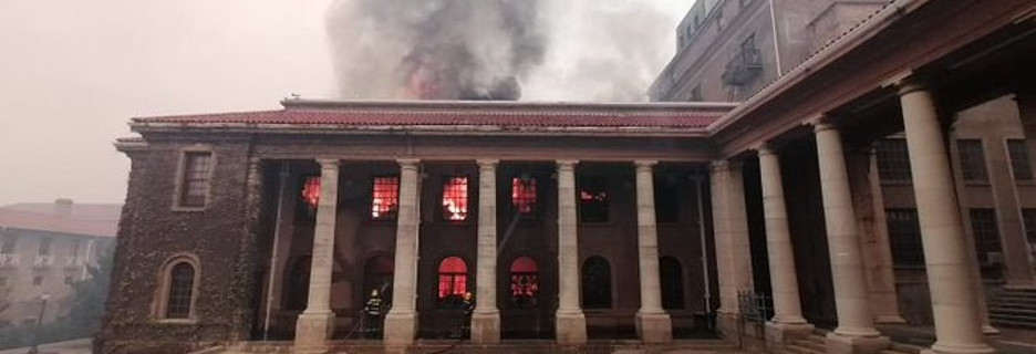 UCT Fire Disaster