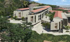 UCT New Engineering Building