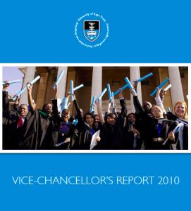 Vice Chancellors 2010