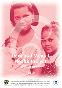 PMHP annual report 2010