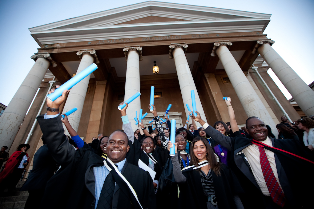 uct grad celebration small