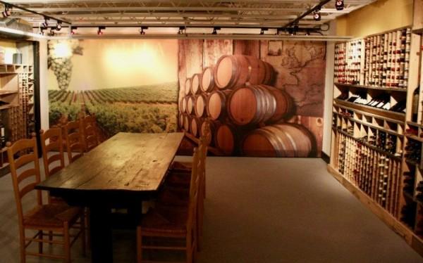wine-cellar-la-paella-restaurant-norwalk-ct